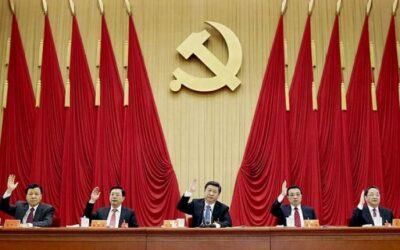 El quinto pleno: Más Estado, más Partido y más Xi